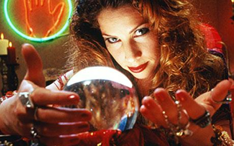 Hire a psychic to give Tarot readings